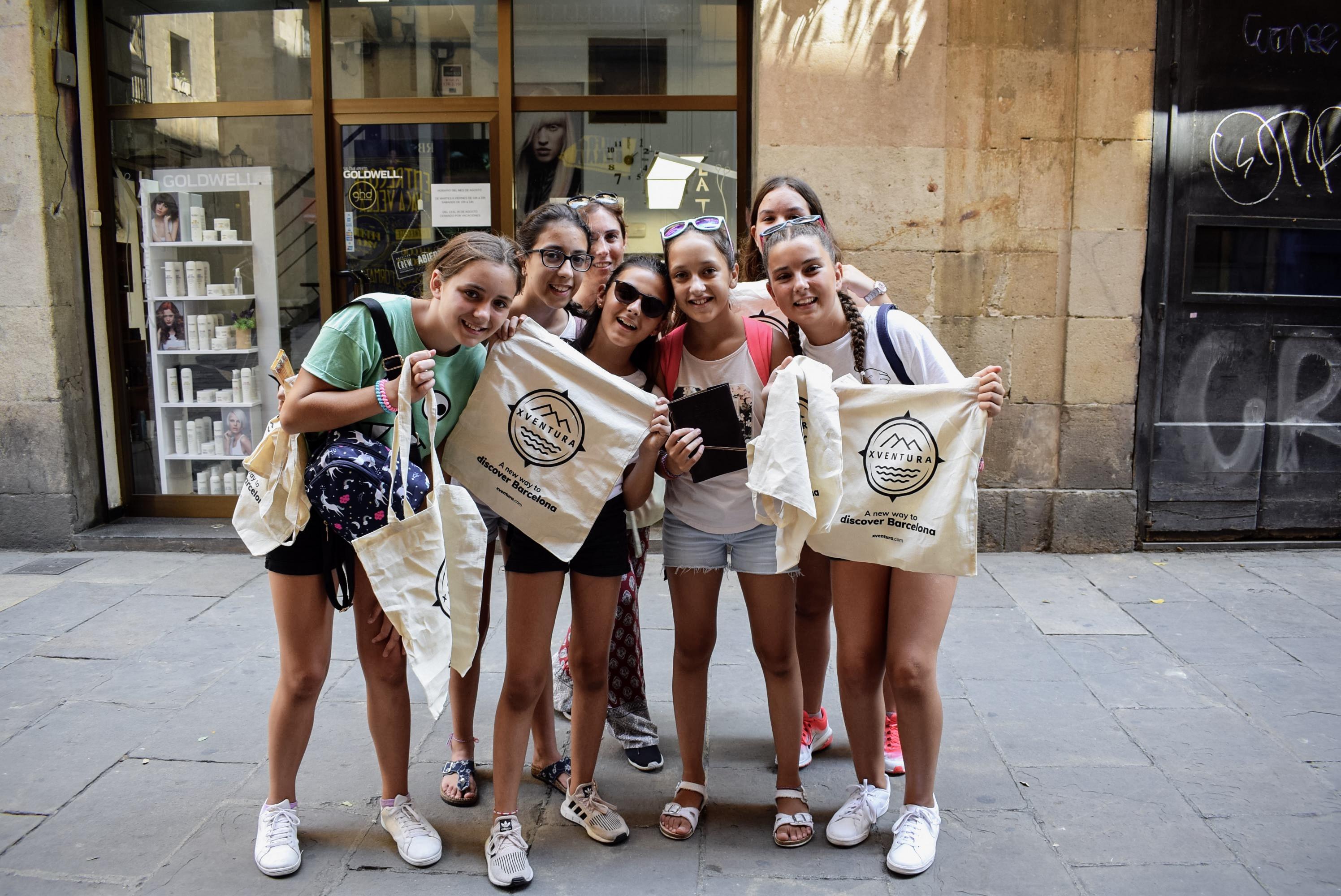 Kinderen in Barcelona_7