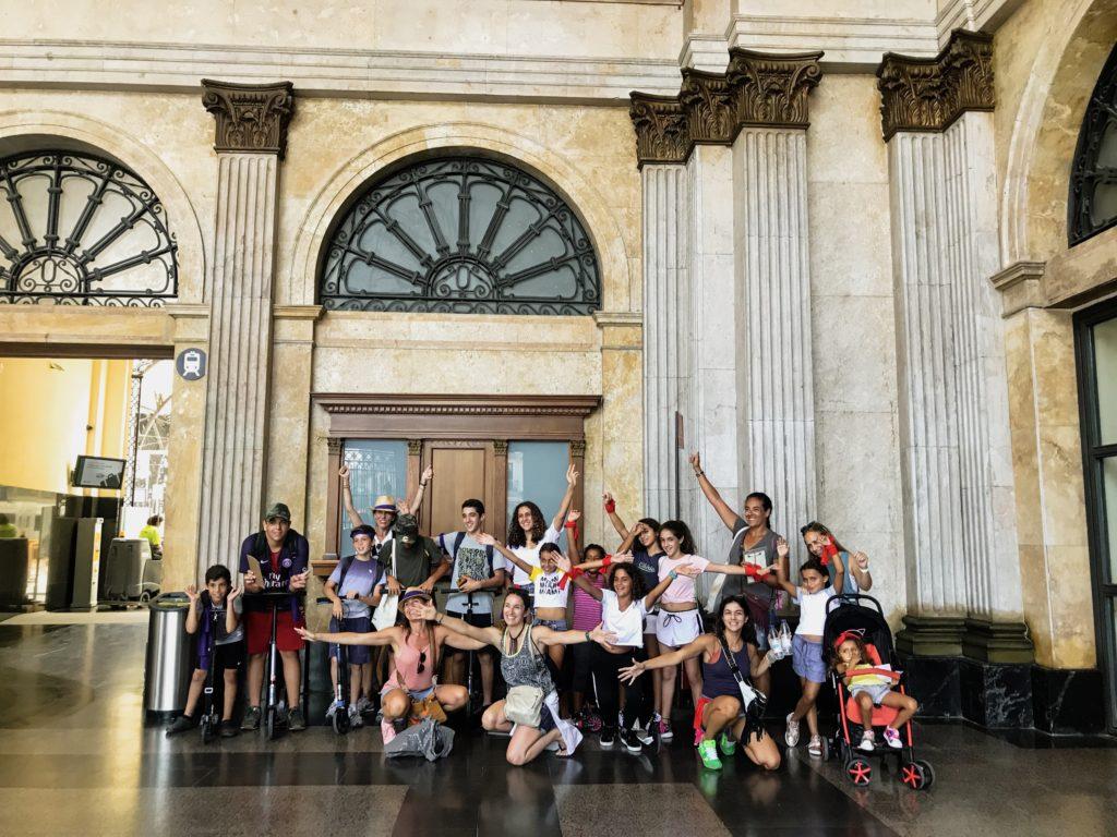 Children in Barcelona 9