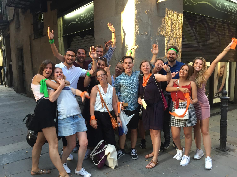 teambuilding barcelona