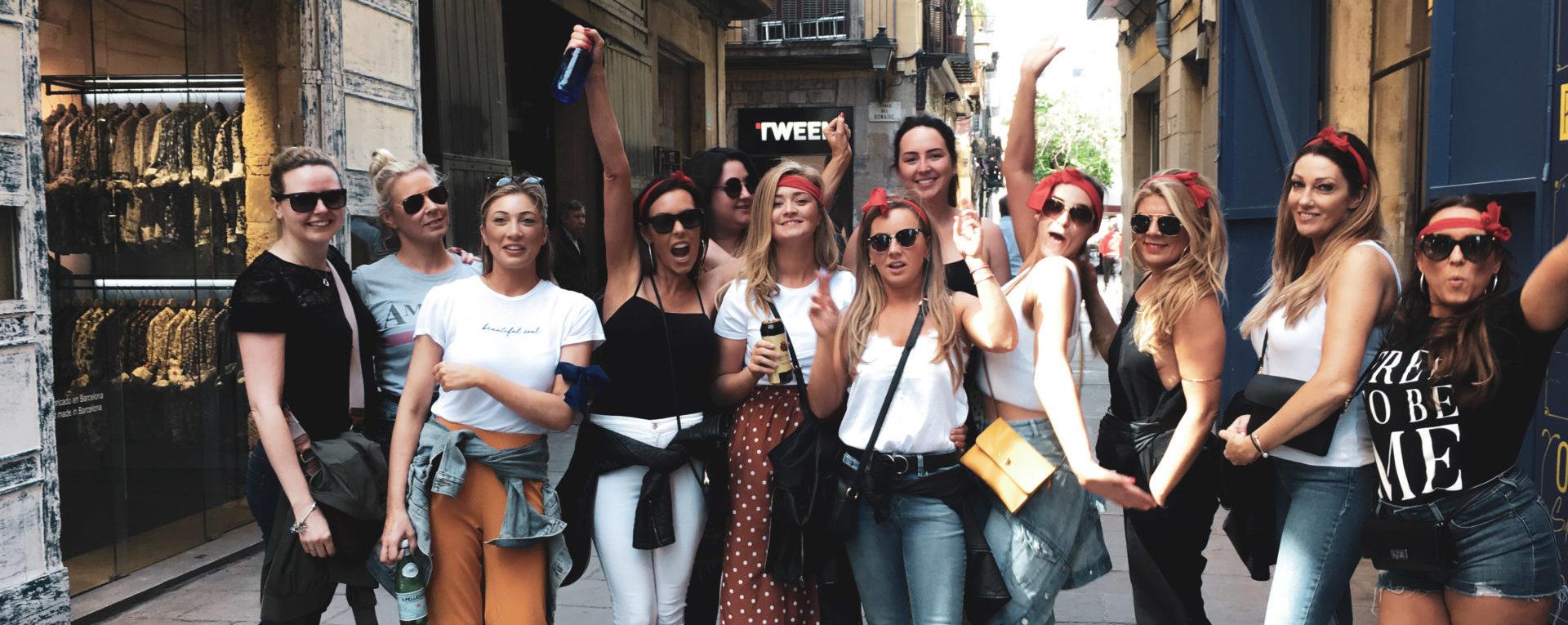 Rotterdam vrijgezellenfeestje met allemaal chicks - Speurtocht Xventura_header